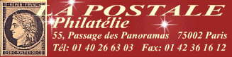 La Postale Philatélie