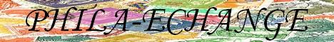 PHILA-ECHANGE Ce site à pour but de regrouper le plus possible de philatélistes pour un maximum d'échanges de timbres de tous les pays du mondes (France, Allemagne, Canada, Belgique...)grace à son forum mais aussi de voir les timbres de France classés par année et par type