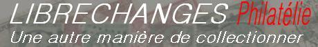 LIBRECHANGES Echanges de timbres par dispolistes et mancolistes nouvelle génération, multilangue et multicatalogue, permettant les recherches et échanges qu'importe le catalogue utilisé. Inscription gratuite. Mis en ligne Aôut 2007